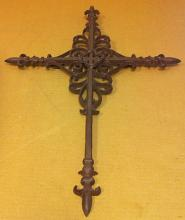 Cast iron cross wall hanger ch - 1026