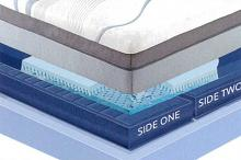 "Sensair Comet Cal King 13"" thick 2 chamber sleep air adjustable mattress"
