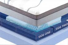 "Sensair Cumulus Cal King 13"" thick 6 chamber sleep air adjustable mattress"