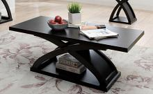 CM4641C Arkley espresso finish wood coffee table